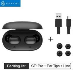 Xiaomi Haylou GT1 PRO TWS Preto<br> Fone de ouvido bluetooth<br>