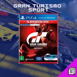 [Lacrado] Gran Turismo Sport - PS4
