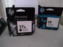 Cartucho HP N° 27 e 28 Original