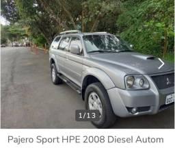 PAJERO SPORT 4x4 Diesel AT