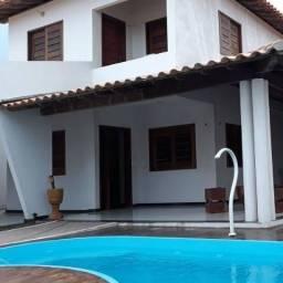 Casa na praia de alto  padrão  com piscina