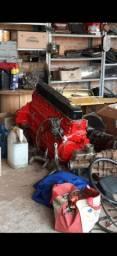 Motores para opala e caravan disponíveis