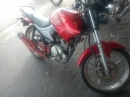 Moto Yamaha ybr factor