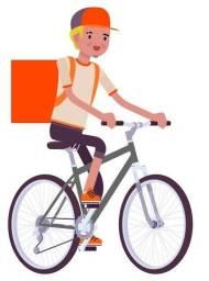 Título do anúncio: Entregador de bicicleta