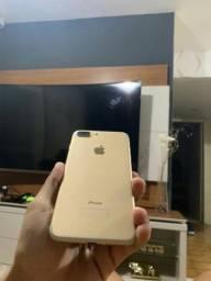 Título do anúncio: Iphone 7 Plus de 64 g usado
