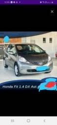 Título do anúncio: Fit Honda automático   2011/2011