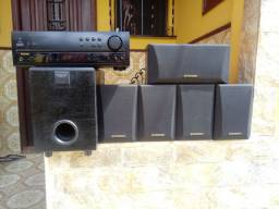 Home theather Pioneer VSX 405
