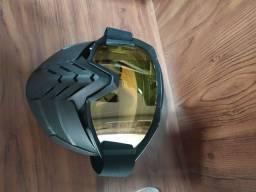 Título do anúncio: Máscara proteção capacete A i r S o f t