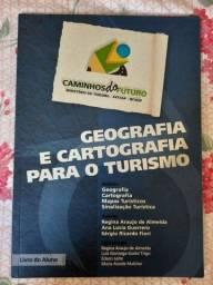 Livro Geografia e Cartografia Para o Turismo