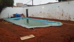 Título do anúncio: piscinas de fibra varios modelos