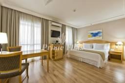 Flat disponível no Tryp Higienópolis, com 1 dormitório, 32 m² e 1 vaga
