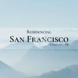 Loteamento Residencial San Francisco II - Cambará