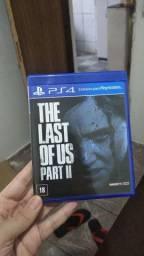 The last of us 2 Playstation 4 original perfeito estado