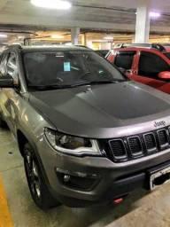 Título do anúncio: Jeep Compass Diesel baixo Km