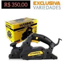 Título do anúncio: Plaina Elétrica 750W Hammer
