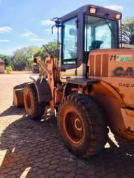 Título do anúncio: Pá Carregadeira Case 521D XT, 2004, Maquina Excelente, Particular, Oportunidade.