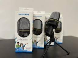 Microfone condensador - Home&Office