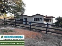 Título do anúncio: Sitio novinho completo em Camacho/MG com nascente lagoa e água corrente