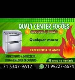 Título do anúncio: CONSERTO DE FOGÃO!!!