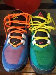 Tênis Nike Zoom Freak 1 Multicolor