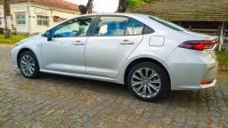 Título do anúncio: Corolla XEI 2021 Estado de Novo 13000Km