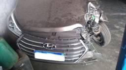 Título do anúncio: Carro Batido HB20S Premium 1.6 Flex AUT - Completo