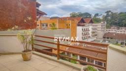 Título do anúncio: Cobertura com 2 dormitórios para alugar, 92 m² por R$ 2.500/mês - Taumaturgo - Teresópolis