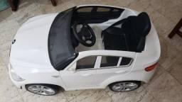 Carro Elétrico Infantil para Criança - BMW