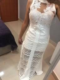 Título do anúncio: Vestido noiva