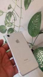 Título do anúncio: iPhone 7 Silver