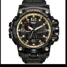 Promoção imperdível de Relógio Militar Smael