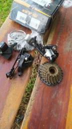 Kit transmissão bike