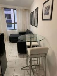 Flat 1 quarto | Todo Mobiliado | Jaqueira