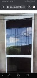 Título do anúncio: Portas de vidro com vasculhante