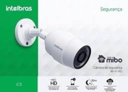 Título do anúncio: Promoção! Câmera De Segurança Intelbras Ic5 Wi-fi Hd,m entregamos e ac. cartões