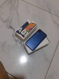 Samsung Galaxy A01 Seminovo