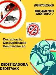 Título do anúncio: DEDETIZADORA DEDETMAX