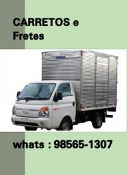 Título do anúncio: Transportes