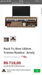 Título do anúncio: Rack Tv pra hoje