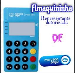Título do anúncio: Maquininha de cartão Point Mini NFC Maquineta máquina