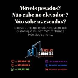 Título do anúncio: Hercules Içamentos Automatizado Maquina de Içamento