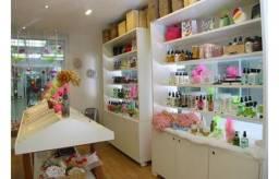 Passo ponto loja cosmético