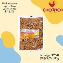 Título do anúncio: Granola Brasil In Grãos