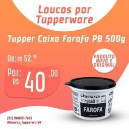 Tupperware - farofa 500g