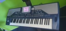 Teclado Korg pa800 inteirão sampleado.