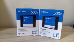 Hd Ssd 500gb Western Digital
