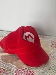 Título do anúncio: Boina do Mario