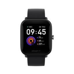 Smartwatch Amazfit Basic Bip U Pro - Preto