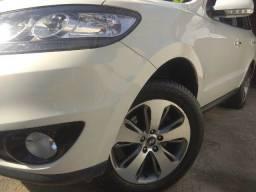 Hyundai Santa Fé 2.4 - Tiptronic - Branca - 2012