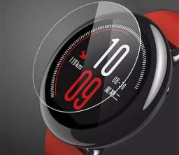 Película vidro temperado Relógio Smartwatch Huami Amazfit Pace / Stratos